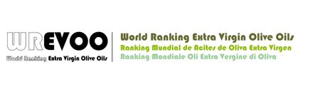 WORLD RANKING EVOO
